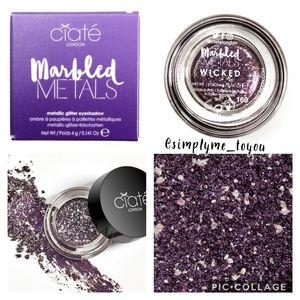 Ciate London Marbled Metals Metallic Eye Shadow